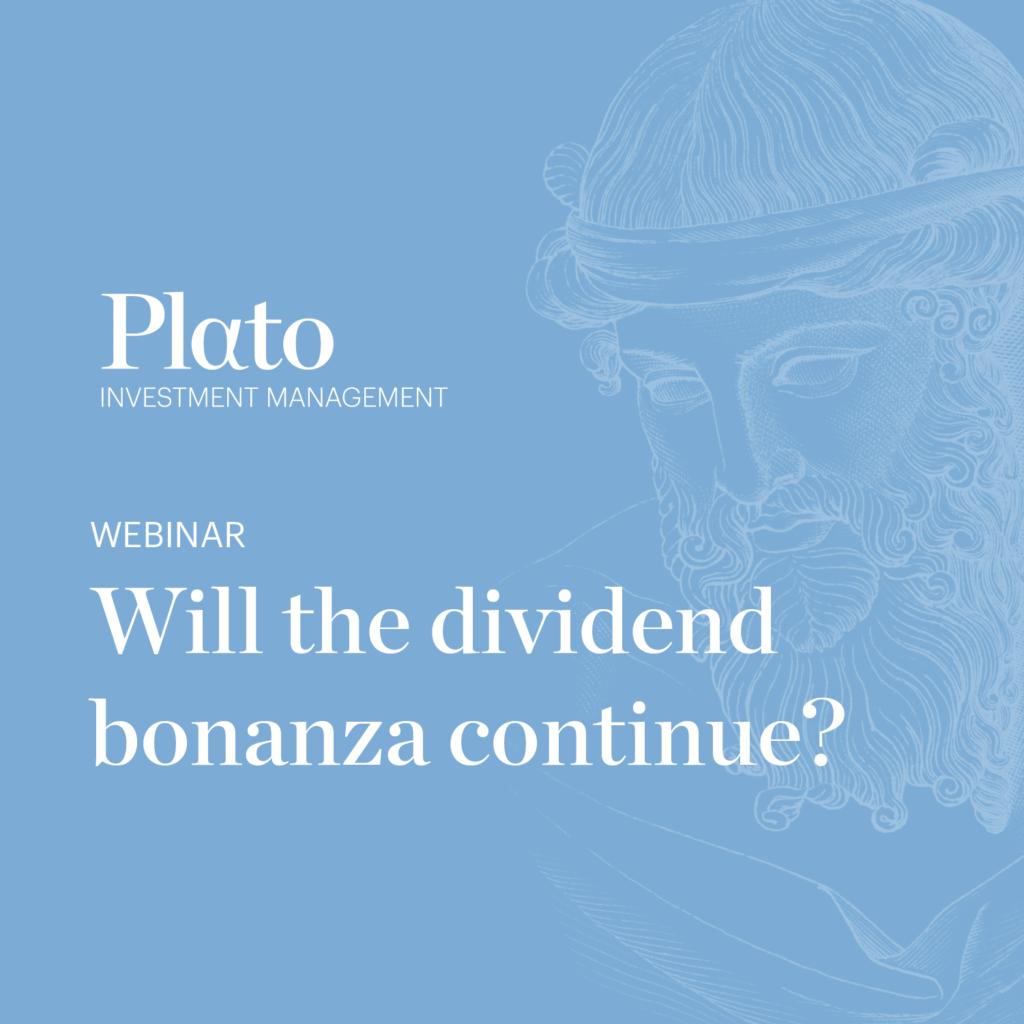 Dividend Bonanza